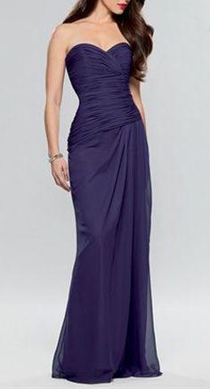 Well, that's just stinkin' classy 'n gorgeous.  Jordan Bridesmaid Dresses
