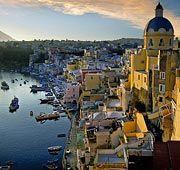 Island of Ischia - Bay of Naples, Italy