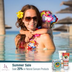 Save on Natural Suncare products till May Sun Care, Summer Sale, Outdoor Decor, Nature, Photos, Products, Naturaleza, Pictures, Nature Illustration