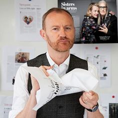 Guest editor Mark Gatiss takes over Radio Times – but what's inside the special edition? British Men, British Isles, League Of Gentlemen, Mycroft Holmes, Mark Gatiss, Sherlock Bbc, My Crush, Good People, Actors & Actresses
