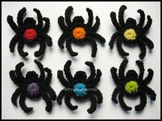 Spider Applique pattern on Craftsy.com