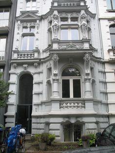 Ludwigsallee  - Aken