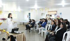 #Içara: Roda de conversa sobre amamentação reúne gestantes e profissionais da saúde - Rádio Difusora de Içara: Rádio Difusora de Içara…