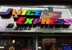 Juice Express (575 Yonge Street)