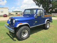 1982 CJ-8 - www.talkingjeepoz.com