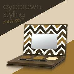 Etkileyici bakışların sırrı kaş yapısında! Farmasi Kaş Paleti ile bakışlarına yön ver ;) @farmasiofficial #eyedrawing #eyebrown #palette #makeup #beauty #makeupblogger