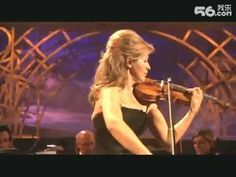 Anne Sophie Mutter Vivaldi Winter 1st Movement  One of my favorite videos - gives me good adrenaline and energy!!