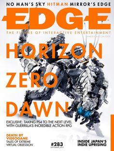 Edge 283.  Horizon: Zero Dawn.