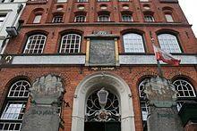 Schiffergesellschaft (Lübeck) – Wikipedia