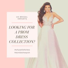 Are you looking for the perfect prom dress collection for your shop? We have the perfect range by designer 👀 Evening Dresses, Prom Dresses, Formal Dresses, Wedding Dresses, Perfect Prom Dress, Dress Collection, Range, Gowns, Bridal