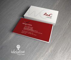 Cartão de Visitas AWC Comunicação