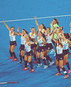 Leonas Field hockey JJOO Argentina