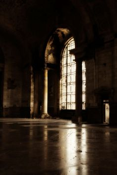 Michigan Central Station, currently abandoned, however we can make a difference. We can restore this iconic building back to its former glory!