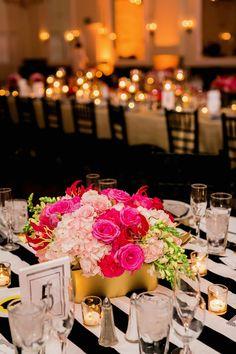 Kate Spade Inspired Ballroom Wedding | Best Wedding Blog - Wedding Fashion & Inspiration | Grey Likes Weddings