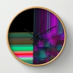 Re-Created Northern #Cross3 #Wall #Clock by #Robert #S. #Lee - $30.00