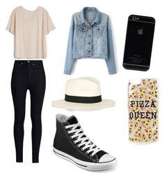 """""""Sans titre #1"""" by geneve-hemmings-irwin ❤ liked on Polyvore"""