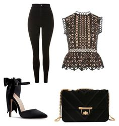 """Untitled #6"" by cristina-7914 on Polyvore featuring Topshop"