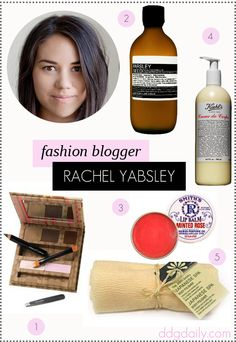Real Girl Beauty: 5 Minutes with fashion blogger Rachel Yabsley of Alice Liddell