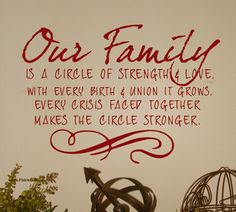 Family Wallpaper Quotes - WallpaperSafari