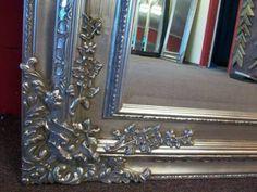 Large Silver Ornate Bevelled Mirror 1600 x 2200 | Mirrors | Gumtree Australia Liverpool Area - Rossmore | 1124836612