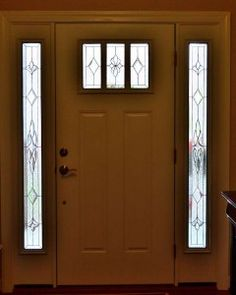 Traditional 3 part Door