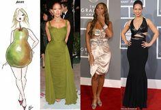 Pear-shaped women