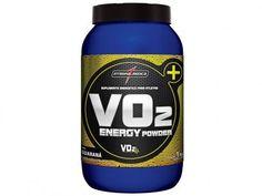 Energético VO2 Energy Powder 1Kg Guaraná - Integralmédica com as melhores condições você encontra no Magazine Contentamento. Confira!