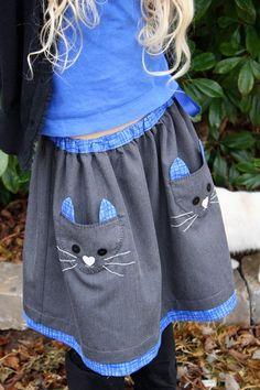 Ottobre 6/2013 Meoow Skirt