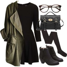 64 Ideas Fashion Style For Teens Winter Outfits Casual Cute Dresses Winter Outfits For School, Fall Winter Outfits, Winter Dresses, Outfits For Teens, Casual Outfits, Dress Winter, Winter Boots, Casual Winter, Winter Tights