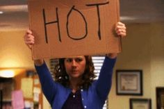 tv hot the office nbc jenna fischer pam beesly hot or not trending #GIF on #Giphy via #IFTTT http://gph.is/1M39mB1