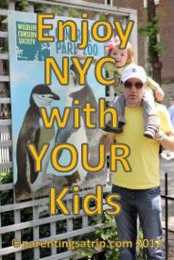 Make family travel fun with Diana's local NYC Mom tips to enjoy New York with your kids.