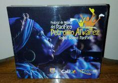 Petrino Alvarez Festival de Musica del Pacifico Cd