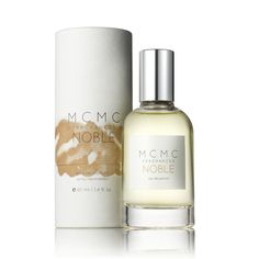 Noble (Bohem) is the first fragrance MCMC ever created. Long before formal training, they toying with the sensual, intoxicating scent of Indian jasmine absolute and combining it with the fiery, earthy vetiver oil of Haiti. The two ingredients are a symbol of time spent in the beautiful and spiritual country of Nepal.  Combined with rich almondy notes of chai tea, burning incense, amber and musk, the jasmine-centered Noble is a long-lasting floral woody with an ethereal drydown.