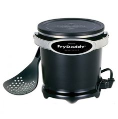 Presto Fry Daddy Deep Fryer - Great Kitchen Electrics - Events