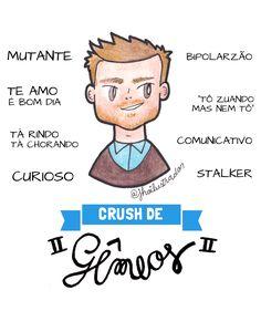 TAG: #CrushDeCadaSigno by @jhoilustrador #sign #signo #artista #ilustrador #astrologia #horoscopo