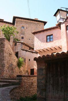 Albarracín, Province of Teruel, Aragón_ Spain