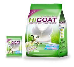Hi Goat terbukti kaya dengan kebaikan susu kambing untuk kesihatan yang bukan sahaja mampu membekalkan nutrisi bagi mengukuhkan sistem imunisasi yang berperanan menentang serangan penyakit, malah turut berupaya menjana kecerdasan minda dan kecergasan tubuh badan. Ia sesuai untuk dinikmati seisi keluarga.