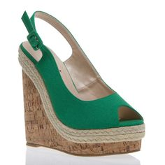 Clorissa, from ShoeDazzle.  These just look so soft and comfortable to walk around in.  *sigh*