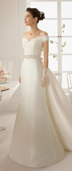 stunning wedding dresses designer colour 2017 - 2018 gown