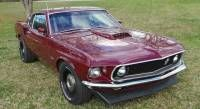 1969 Ford Mustang 428 Cobra Jet: 3 of 10