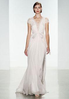Christos Laine Wedding Dress photo