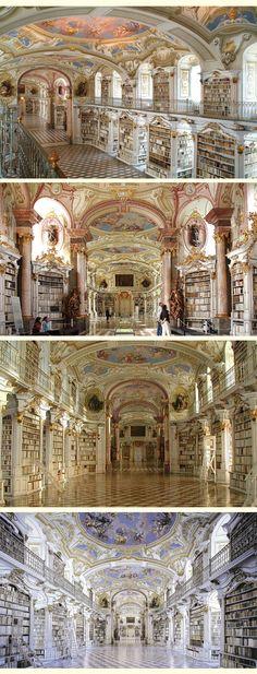 Museum Steiermark - Bibliothek Steiermark - Benediktinerstift Admont - ÁUSTRIA