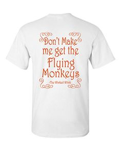 Short Sleeve Halloween T-Shirt Don't Make Me Get The Flyi... https://www.amazon.com/dp/B01JQBA5KS/ref=cm_sw_r_pi_dp_x_lDHQxb8G27AQ2