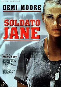 Soldato Jane (1997)   CB01.EU   FILM GRATIS HD STREAMING E DOWNLOAD ALTA DEFINIZIONE
