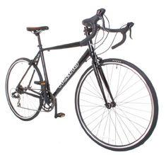 Vilano Shadow Road Bike, Medium, Black
