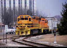RailPictures.Net Photo: IMRR 462 Illinois & Midland Railroad EMD SD45 at Pekin, Illinois by Craig McGregor