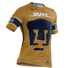 d6401a9b9 Mexico Pumas UNAM 2018 Third Away Men Soccer Jersey Personalized Name and  Number