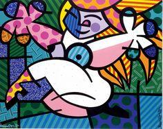 Arte Y Pintura con Romero Britto - Taringa!