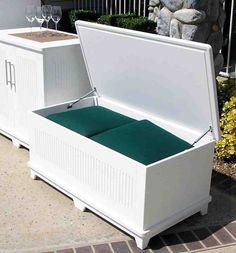 Outdoor Storage Bench Waterproof Outdoor Storage Bench Patio Storage Patio Storage Bench