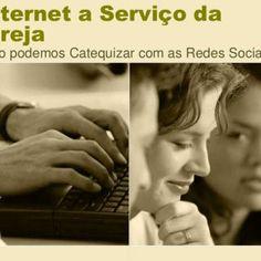 Internet a Serviço da Igreja Como podemos Catequizar com as Redes Sociais   O que vocês acham das Redes Sociais?   Redes Sociais As redes sociais existe. http://slidehot.com/resources/internet-a-servico-da-igreja.56795/